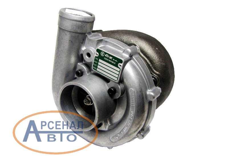 Турбокомпрессор КамАЗ для моделей 740.11-240, 740.13-260 правый