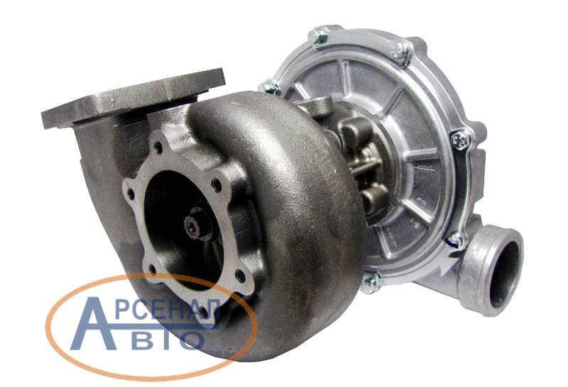 Турбокомпрессор К36-87-01 - фланец турбины