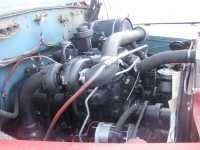 Переоборудование на дизельный двигатель
