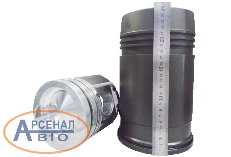 Поршнекомплект ЯМЗ-6562