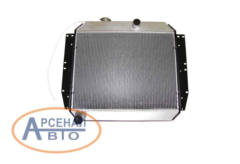 Радиатор ЗиЛ-130