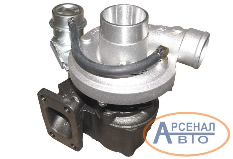 Турбокомпрессор Д-245.9 ПАЗ 3205