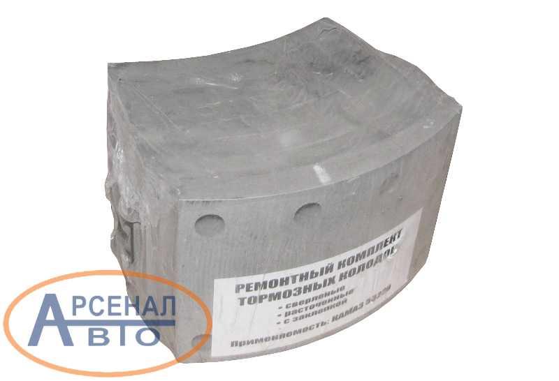 Накладки тормозных колодок КамАЗ-53215