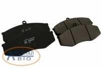 Колодки тормозные ЗиЛ-5301