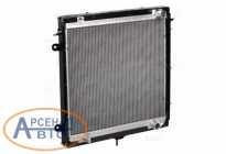 Радиатор ГАЗон Next алюмин. (гарантия 2 года) C41R13-1301010-20 LUZAR LRc0341