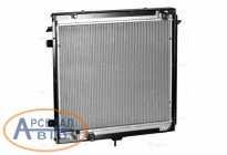 Радиатор ГАЗон Next с двиг. Cummins (C41R11.1301005-1) LUZAR LRc0343