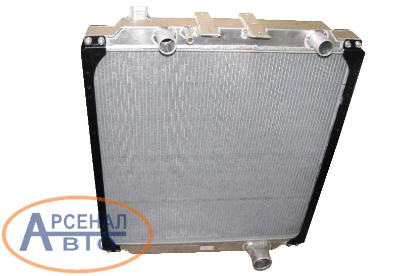 Радиатор МАЗ-5432А5 ЕВРО-3